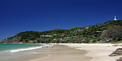 Top Beaches On the Gold Coast and Northern NSW With Your Hire Car