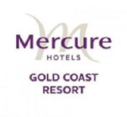 Mercure Hotels Cold Coast Logo