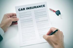 documentation for car rental insurance excess policy