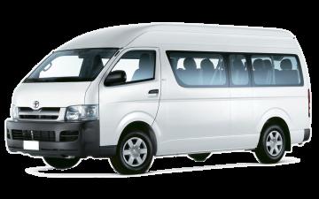 Toyota Hiace Commuter Minibus