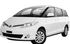 Toyota Tarago / Hyundai iMax